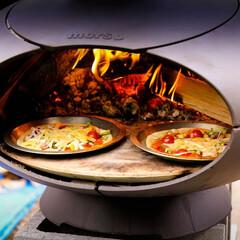 モルソー/薪ストーブのある家/薪ストーブ/ピザ/アウトドアグリル アウトドアグリルです。ピザや燻製もできま…