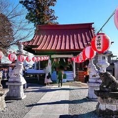 手水舎/宇都宮市/栃木県/祈祷/初詣/雀宮神社 地元の神社へ初詣 蜜を避けてのお参りです…