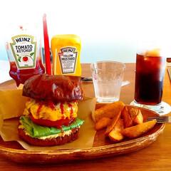 おいしい/thegoodburger/佐野駅/佐野市/ハンバーガー ボリューミーなハンバーガー 佐野駅近くの…