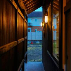 無垢材/宇都宮市/栃木県/ひのきの家/木の家づくり/木の家/... 日本の町並みをイメージしたい外観のお住ま…(3枚目)