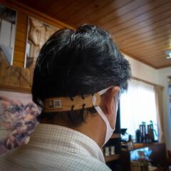 宇都宮市/栃木県/阿部興業株式会社/木の家づくり/木の家/販促品/... 本のしおり。 実はマスクのイヤーガードで…(2枚目)