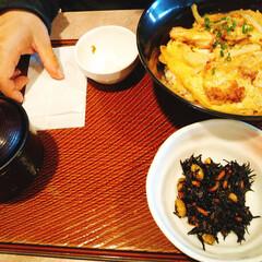 お昼ごはん/ガスト/フード こんにちわぁ🙋 長男くん・娘ちゃんと三人…(3枚目)