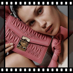 購入前に事前確認/購入品レポ/ブランド/ピンク/ファッション pinkと聞くと イメージするのがMIU…