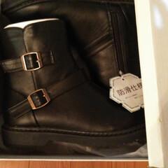 戦利品/ブーツ/SALE品/バレンタイン2020/おでかけ/暮らし ブーツが壊れたので😅  靴屋さんへ。  …