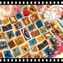 お揃い/ティッシュケース/チョコ/トートバッグ/Handmade/バレンタイン2020/... handmadeでbagを作りました😆💘…