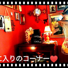 Tokyoインテリア/雑貨/Francfranc/paris/イギリス/アンティーク/... 私のお部屋。  全体はpinkに塗装❣️…(2枚目)