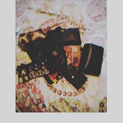 バッグの中身  お気に入り/ファッション バッグの中身…  ヴィヴィアンのバッグを…