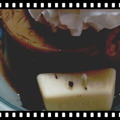 豆乳/ババロア/ミスド/簡単/時短レシピ 豆乳ババロア完成♥♪  簡単ホイップクリ…(2枚目)