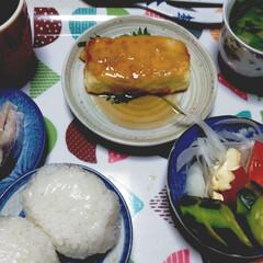ヘルシー食/豆腐ステーキ/夕飯のおかず/夏に向けて/暮らし/スタミナ丼/... 今日の夕飯に  豆腐ステーキ風を作って見…