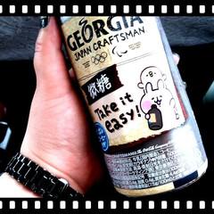 おすすめ/お出かけ/アイスコーヒー/コラボ/カナヘイ アイスコーヒーコーフィー(「☕️・ω・)…(2枚目)
