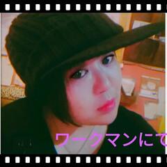 ニット帽/ワークマン/おでかけ/ファッション/おすすめアイテム/フォロー大歓迎/... ワークマンでニット帽を買いました! ¥9…