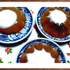 豆乳/ババロア/おやつ作り/簡単/時短レシピ/おうちカフェ ババロア完成!  久しぶりに作ったから、…