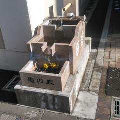 風景/井戸/長野県/松本/クリスマス2019/リミアの冬暮らし/... 病院の裏側で一服中。  松本にはこんな感…