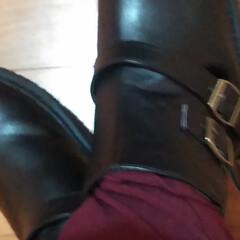 戦利品/ブーツ/SALE品/バレンタイン2020/おでかけ/暮らし ブーツが壊れたので😅  靴屋さんへ。  …(3枚目)