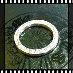 指輪/クロムハーツ/平成最後の一枚/春のフォト投稿キャンペーン/フォロー大歓迎/おでかけ/... クロムハーツのRING♥♪  人差し指に…