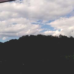 ふうけい 今日の雲も夏らしかったな〜  梅雨明けま…