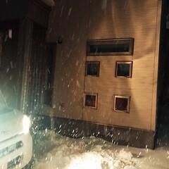 おつまみ/ひとり宅飲み/風景/グルメ/フード 外は雪が降ってます☃️  って事で本日の…