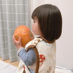 かぼちゃサラダ/かぼちゃ 娘が大切にしていたかぼちゃが落としたりし…(2枚目)