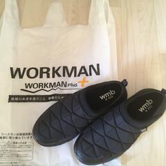 ワークマン/次のコンテストはコレだ!/ファッション/フォロー大歓迎 またまたワークマンのシューズを色違いで購…