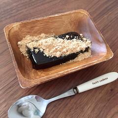 セブン/黒糖わらび/次のコンテストはコレだ!/おすすめアイテム/フォロー大歓迎 最近はまってるセブンの黒糖わらび😋😋 店…