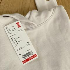 ファッション/パーカー/ユニクロ ユニクロでパーカーを買いました✴︎ 普段…(2枚目)