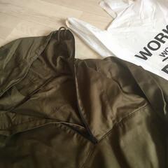 ワークマン/ファッション/フォロー大歓迎 ワークマンマンで購入したトップス😊♫ ポ…(2枚目)