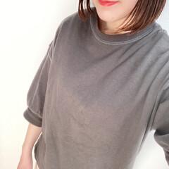 ファッション/Tシャツ/しまむら しまむらでみつけたバックプリントが可愛い…(7枚目)
