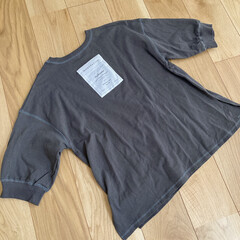ファッション/Tシャツ/しまむら しまむらでみつけたバックプリントが可愛い…(2枚目)