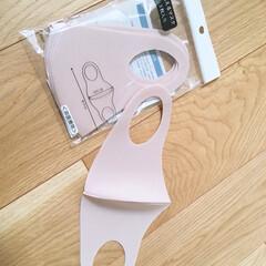 マスクケース/マスク 300円ショップでマスクケースとマスクを…(4枚目)
