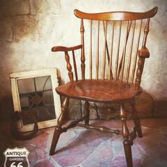 アメリカ買い付け/ダイニングチェア/アメリカンヴィンテージインテリア/木製の家具/アームチェア/ウィンザーチェア/... 🇺🇸アメリカ買付  ビンテージのアメリカ…