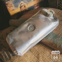 キャンプギア/ボーイスカウト/ヴィンテージ水筒/アルミ水筒/アメリカンヴィンテージ/アンスタ/... 🇺🇸アメリカ買付 1950~60年代 U…