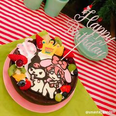 うるう年/佐藤家ーキ/手作りケーキ/バースデーケーキ/ハンドメイド ✏︎記録用 2020.02.29 我が家…