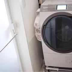 洗濯機/洗濯機ドラム式/住まい/掃除/暮らし 新しい洗濯機のおかげで毎日楽ちんになった!(3枚目)