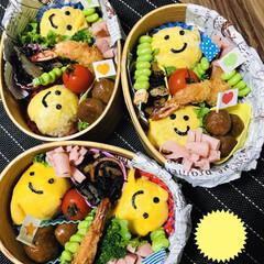 お弁当🍱 レバニラは、みんな完食でしたー😂 マンネ…(1枚目)