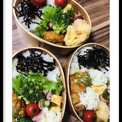 お弁当🍱 おはようございます☀  最近、ブロッコリ…(1枚目)