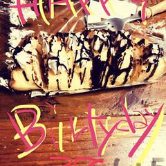 誕生日 (1枚目)