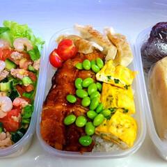 高校男子お弁当 おはようございます 本日のお弁当  米➡…