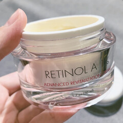 Life-Flo Retinol A 1% Advanced Revitalization Cream 1.7 oz(乳液)を使ったクチコミ「シワ・シミ・毛穴が薄くなるレチノール! …」