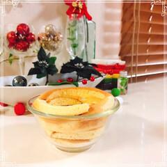 ドームケーキ/雪だるまケーキ/雪だるま/ツリーケーキ/チョコレート/ホイップクリーム/... 雪だるまケーキ☃️  ブッシュドノエルの…(3枚目)