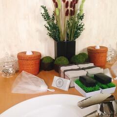洗面所/LIMIAモニタープレゼント/FAZ薬用ブライトソープ/ニキビケア/ニキビ洗顔/PR/... 朝の洗面所 おはようございます(*ˊᗜˋ…