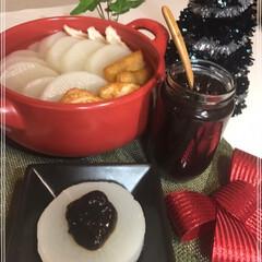 味噌おでん/赤みそ/大根/おでん/クリスマス/クリスマスツリー/... 味噌おでん🎶  赤みそ大好き♡ おでんは…