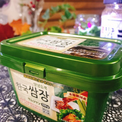 業務スーパー/サムギョプサル/サムジャン/白ネギ/キムチ/豚バラ肉 サムギョプサル~(*ˊᗜˋ)w  またま…(3枚目)