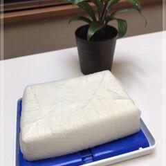 絹ごし豆腐/オリーブオイル/モッツァレラチーズ風/バジル/トマト/岩塩/... モッツァレラチーズ風  さっそく作ってみ…(2枚目)