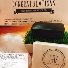 FAZ 薬用ブライトソープ 100g | FAZ(その他洗顔料)を使ったクチコミ「LIMIAモニタープレゼント パチパチパ…」