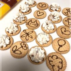 クッキーサンド 今日もたくさん作りました♪ クッキーサン…(3枚目)