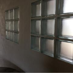 壁/リニューアルオープン/リノベーション/ガラスブロック/DIY ただいまお店のリニューアルオープンに向け…
