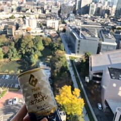 目覚めの一杯/景色/リミア/コーヒー/贅沢 LIMIAの会社には、大きなガラス張りが…