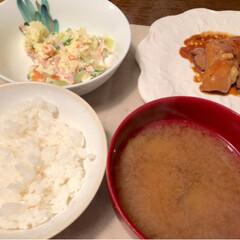 夕飯/夕ごはん/LIMIAごはんクラブ/わたしのごはん/おうちごはんクラブ/グルメ/... 本日の夕飯は鶏肉のきじ焼きとポテトサラダ…(3枚目)