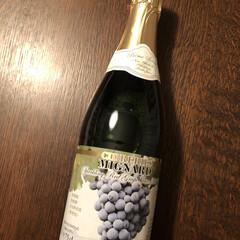 ブドウジュース/クリスマス/シャンメリー/ノンアルコール/ワイン クリスマスなのでシャンメリー飲みました!…