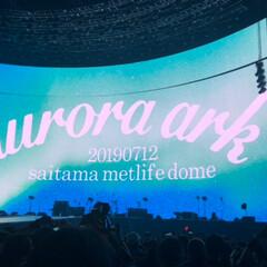 auroraark/メットライフドーム/BUMP OF CHICKEN/おでかけワンショット 最近のバンプのライブは、ライブが終わると…(3枚目)